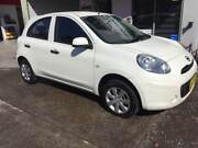 2011 Nissan Micra Hatchback Berkeley Vale Wyong Area Preview