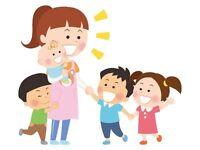 Babysitter avalible