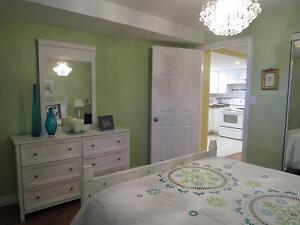 BRIGHT SPACIOUS FURNISHED ONE BEDROOM APARTMENT Kingston Kingston Area image 8