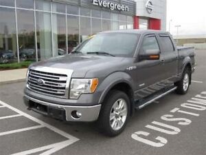 2013 Ford F150 Lariat Supercrew 4WD
