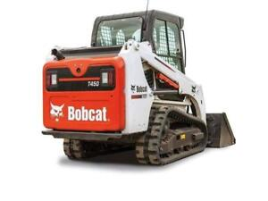 Bobcat Rentals - FREE DELIVERY & PICK UP !!!