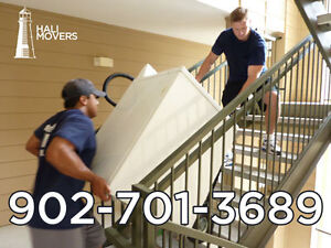 Hali Movers - $60/hr - Free Boxes - (902) 701-3689
