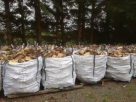4yr seasoned Hardwood logs for sale.