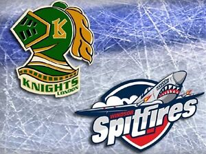 London Knights vs Windsor Spitfires Game 5, Friday March 31st