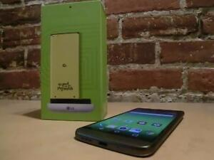 Téléphone cellulaire LG G5 32 go impeccable avec Vidéotron (i011321)