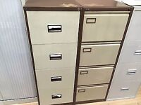 Filing Cabinets 2, 3 & 4 Drawers