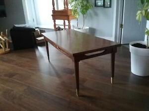 table de salon basse