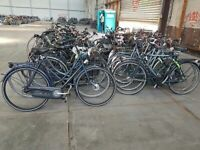 MEN'S AND LADIES GENUINE DUTCH BIKES PLENTY CHOICE DOZENS AVAILABLE.