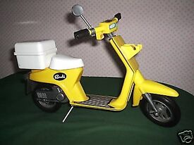 Sindy 1980's Moped