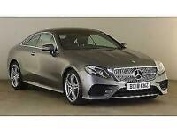 2018 Mercedes-Benz E300 E CLASS COUPE AMG LINE PREMIUM PLUS AUTO Coupe Petrol Au