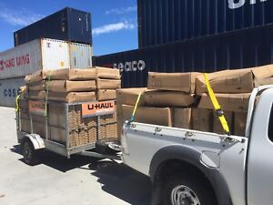 Man with ute! Low rates, professional manner! plus LABOUR HIRE
