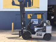 Used Nissan 2006 2.5T LPG forklift  32-FI969 Laverton North Wyndham Area Preview