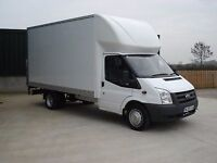 MAN AND LUTON VAN WITH TAIL LIFT REMOVALS FROM £10 SUMMER SPECIAL ! ALL AREAS COVERED 07809330680