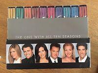 Friends - Series 1-10 - Complete (DVD, 2005, 30-Disc Set, Box Set)