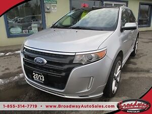 Ford Edge Loaded Sport Edition  L V Awd