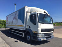 2005 DAF LF 55 220 13 TONNE 24' BOX LORRY, TAIL LIFT, AIR SUSPENSION