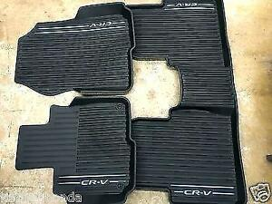 CR-V WEATHER MATS