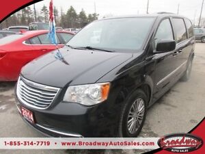 2014 Chrysler Town and Country LOADED TOURING-L MODEL 7 PASSENGE