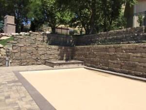 Verti Block Retaining Walls Yandina Maroochydore Area Preview