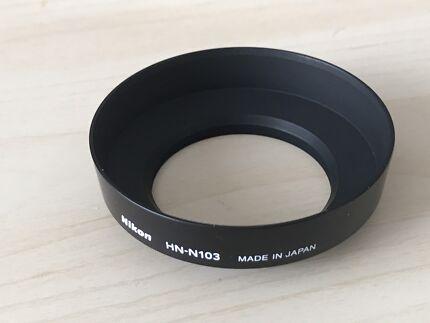 Nikon HN-103 lens hood for Nikon AW1