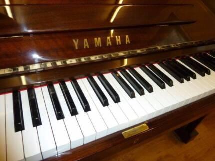 Yamaha 131cm U5E Piano S/Walnut As New