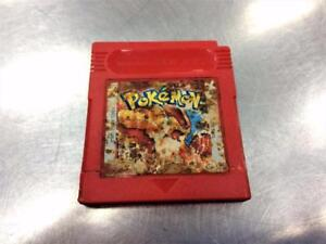 Jeu video POKEMON FIRE pour GBA/GBC  #F025061