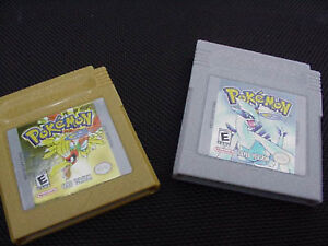 Wanted: pokemon gold and silver