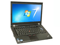 Laptop/portable LENOVO T410-intel core i5~www.toplaptop.ca~