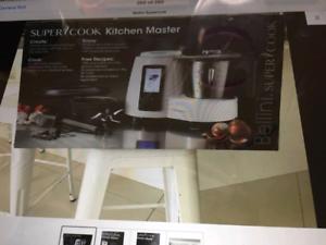 Bellini supercook kitchen master Yarra Glen Yarra Ranges Preview