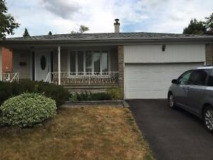 The house for rent at Bayview/Steels/Leslie in North York