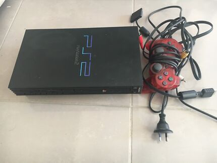 Selling Playstation 2 Console Coogee Eastern Suburbs Preview