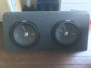 SELLING COMPLETE CAR STEREO SYSTEM EXCELLENT CONDITION