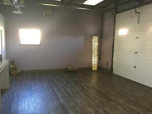 Yoga space for rent
