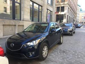 Transfert de bail pour Mazda CX-5 GS AWD 2016