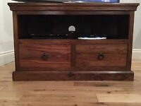 TV Stand - Wooden from John Lewis