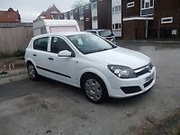 Vauxhall Astra special CDTI 90 2007 diesel cheap tax moted superb car 6 speed