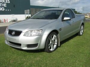 2011 Holden Commodore VE11 Omega Silver Automatic Utility Ballina Ballina Area Preview