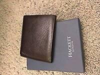 Brand new hackett wallet