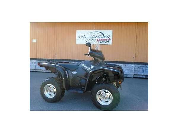 Used 2008 Yamaha GRIZZLY 700 FI DAE SE