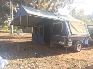 Camper Trailer - TENT ONLY Renmark Renmark Paringa Preview