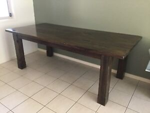 Vast Interior Mammoth Range 8 Seater Dining Table