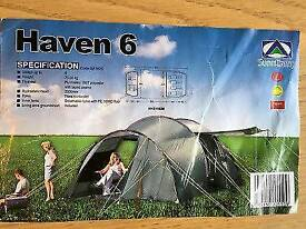 Haven 6 family tent