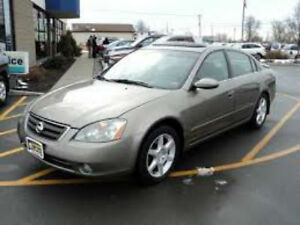 2002 Nissan Altima s Berline