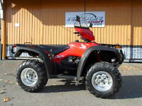 HONDA TRX 500PG CANADIAN TRAIL EDITION RUBICON 2008
