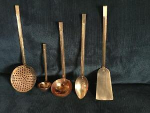 Vintage Copper Kitchenware