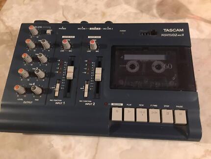 Tascam Porta02 mk2