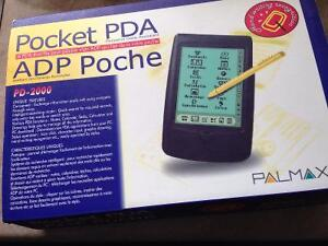 Palmax pocket PDA