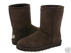 Authentic Brand  New Choco UGG Classic Short for Sale-Full Sizes