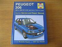 Peugeot 306 Haynes Manual