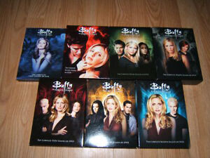 Buffy The Vampire Slayer 7 coffrets
